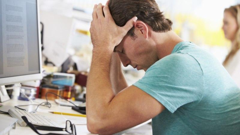 STRESS VÕI LÄBIPÕLEMINE? Need 3 astet aitavad hinnata, kas  asi on tõsine