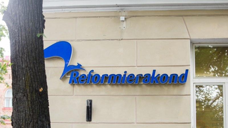 Reformierakonna programm elab minevikus: majanduspoliitika osas soovitakse kroon võimalikult kiirelt euroga asendada