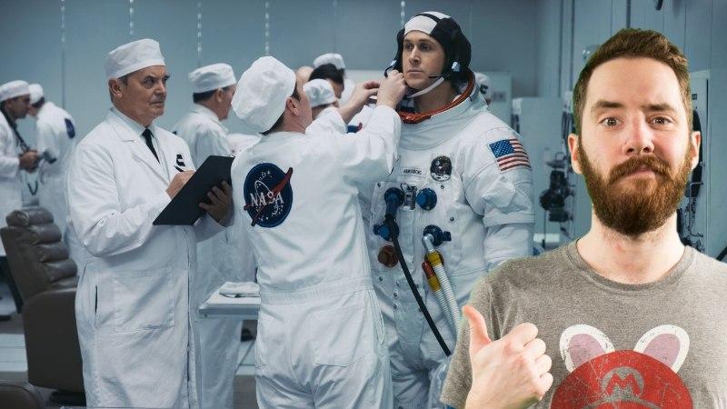 """FILMISAADE """"DUUBEL""""   Kas Ryan Gosling käis ikka päriselt Kuu peal?"""
