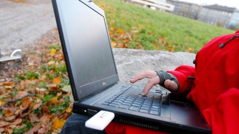 OLE VALMIS: internet võib nädalavahetusel ajutiselt kaduda