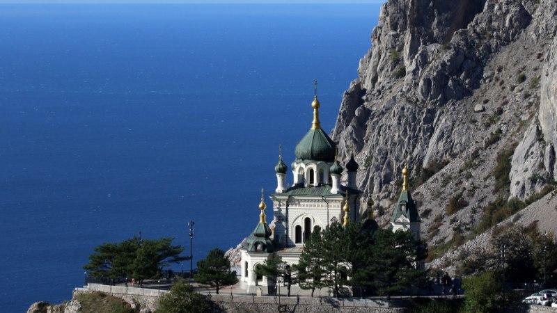 Kapo otsis läbi reisipakette Krimmi müüvate turismibüroode kontorid