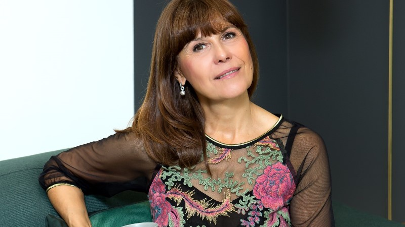 "NAISTELEHT 55+   Rita Rätsepp: ""Armastus ei hooli vanusest."""