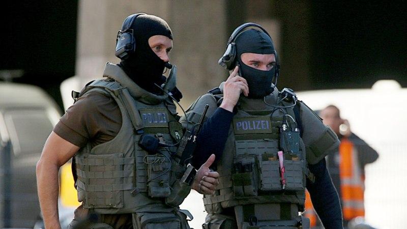 В центре Кельна захватили заложников