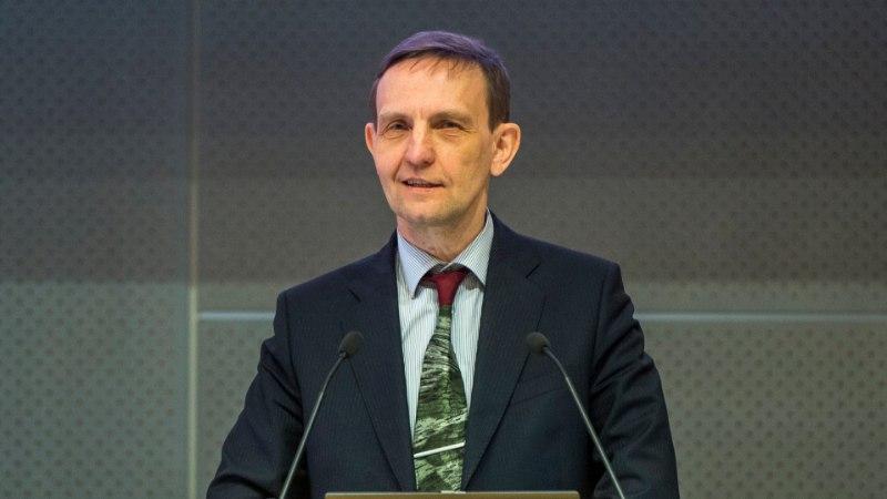 Endine sotsiaaldemokraat Ardo Ojasalu esindab ERJK-s nüüd EKRE-t
