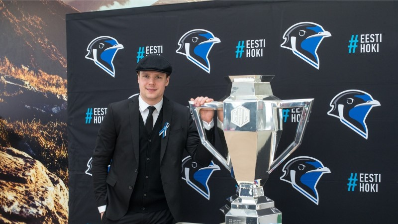 VIDEO   Robert Roobat ärritas, kuidas Jokerit Eesti hokit reklaamivad