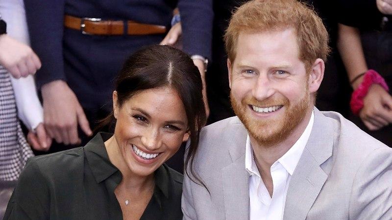 Vaata, kus asub Harry ja Meghani laps Briti troonipärimisjärjekorras