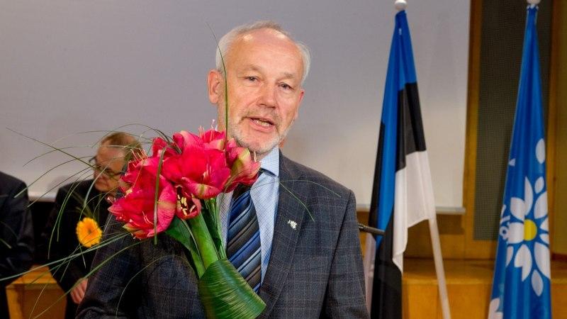 Vabaerakond maksab uuele juhile Kaul Nurmele 1900 eurot palka