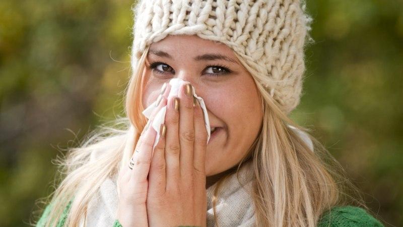 APTEEKER: puhanud ja rõõmus inimene paneb haigustele paremini vastu