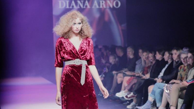 VIDEO JA PILDID   TFW kolmas päev tõi publiku ette Diana Arno lummava moevaatemängu