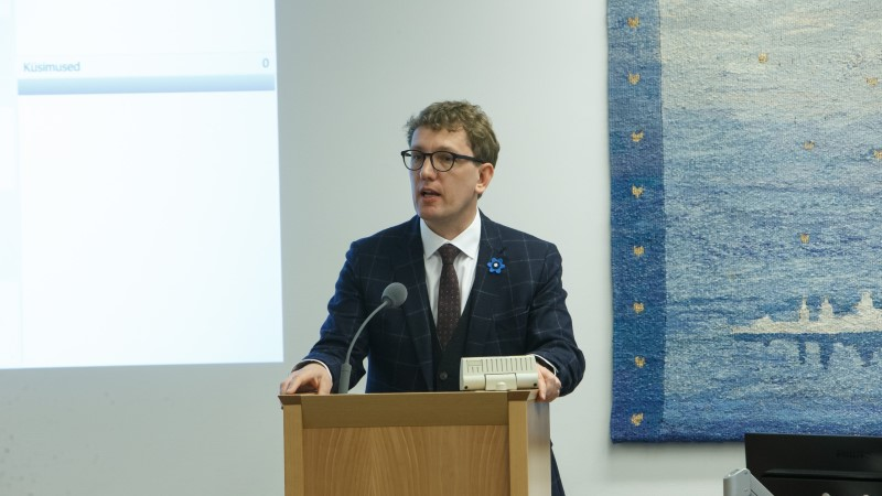 Michal: Tallinn vajab moodsaid trammiühendusi Haabersti, Mustamäe, Lasnamäe ja Pirita suunal