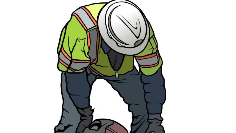 Eestis töötavad Ukraina ehitajad jäetakse tihti töötasust ilma