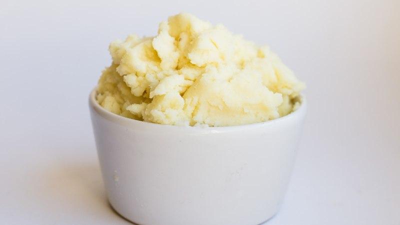 NAISTELEHE TEST: kartulipuder pulbrist ... passib see ka süüa?