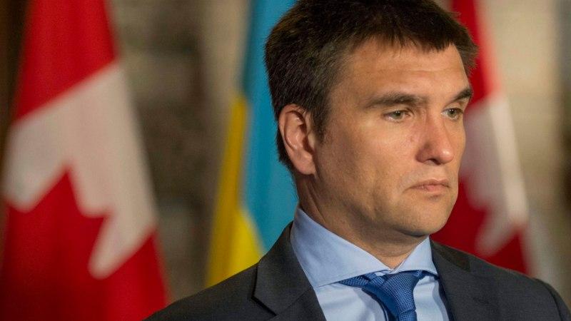 Ukraina välisminister: on põhjendatud kahtlused, et Venemaa on Krimmi toimetanud tuumarelvi