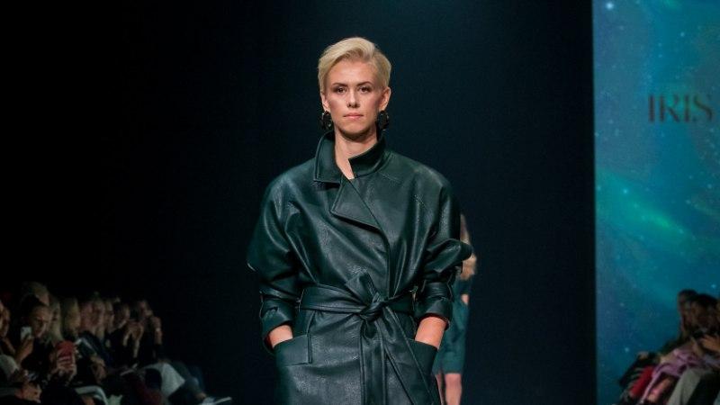 TFW 2018 | IRIS JANVIER esitles oma uut sügistalvist ready-to-wear kollektsiooni šiki moeetendusega
