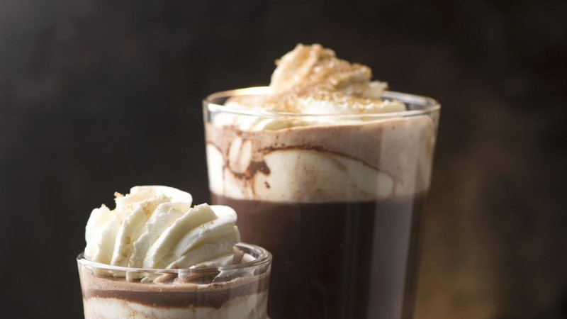 Maitsenaudingud šokolaadiga