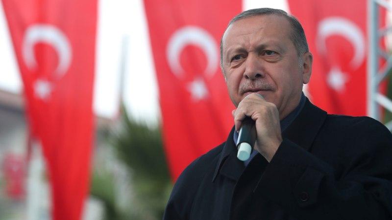 Erdogan lubas avaldada ilustamata tõe Khashoggi tapmisest