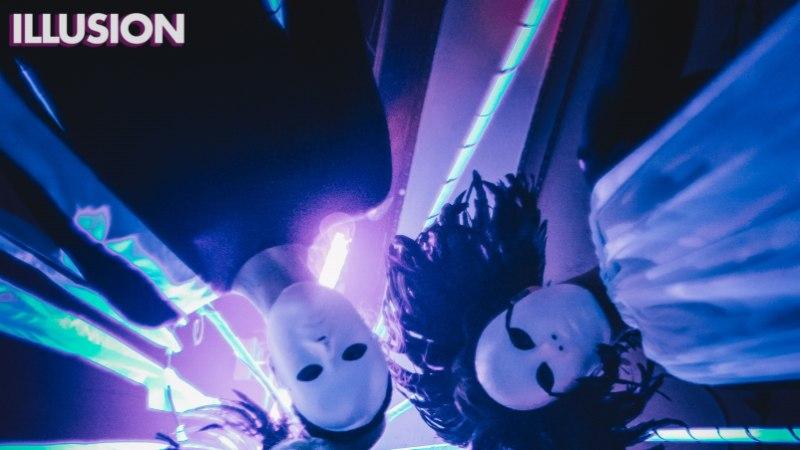 PEOGALERII | Illusioonid Klubis Teater, kus pandi proovile külaliste reaalsustaju, loogika ja silmanägemine