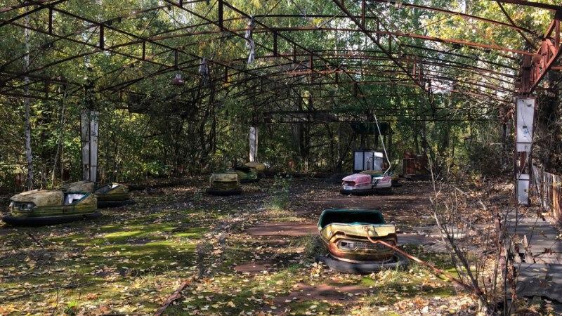 FOTOD JA VIDEO | Rännak Tšernobõli surmatsooni ehk mahajäetud kummituslinna