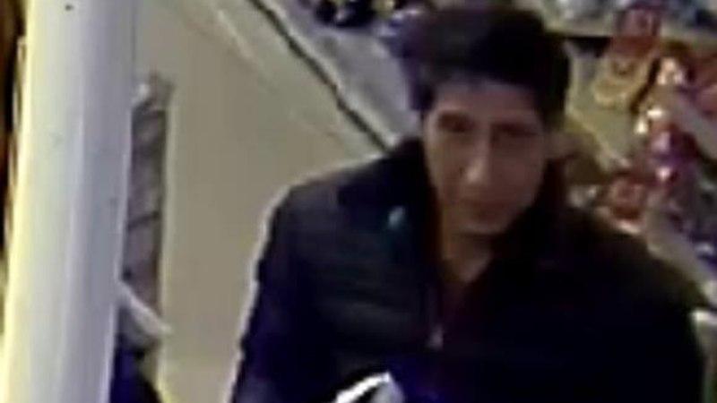 FOTO   Blackpooli politsei otsib taga David Schwimmeri varganäost teisikut