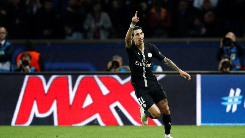 Messita Barca võitis, PSG pääses napilt Napoli hambust, endine Levadia mees sahistas