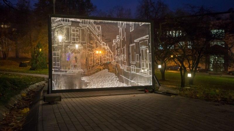 GALERII | Valgusfestival maalib Tartus värviliseks
