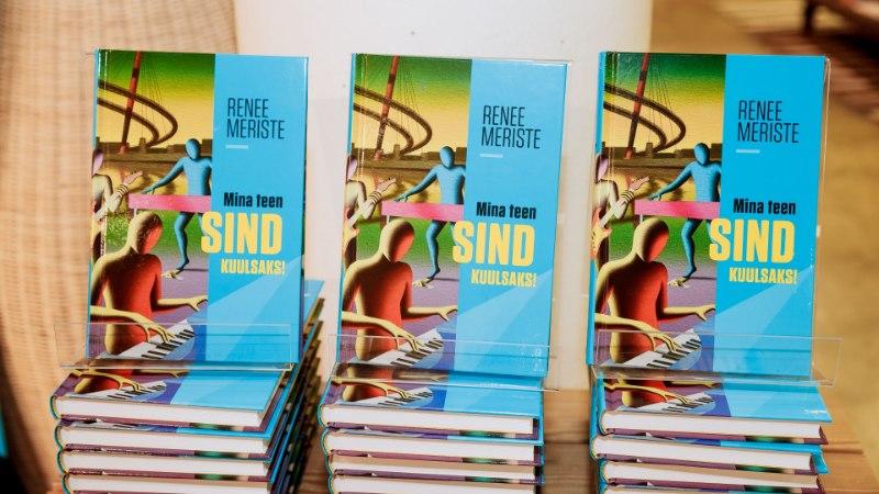 ÕL VIDEO JA GALERII | Renee Meriste esitles raamatut, mis paljastab muusikatööstuse telgitagused