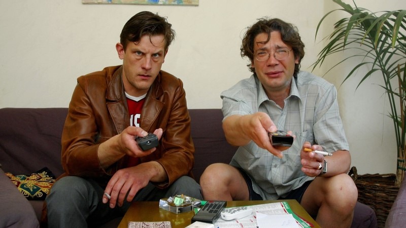 """Jan Uuspõld meenutab """"Wremja"""" aegu: minu ja Dani jaoks oli joomine igapäevane tegevus"""