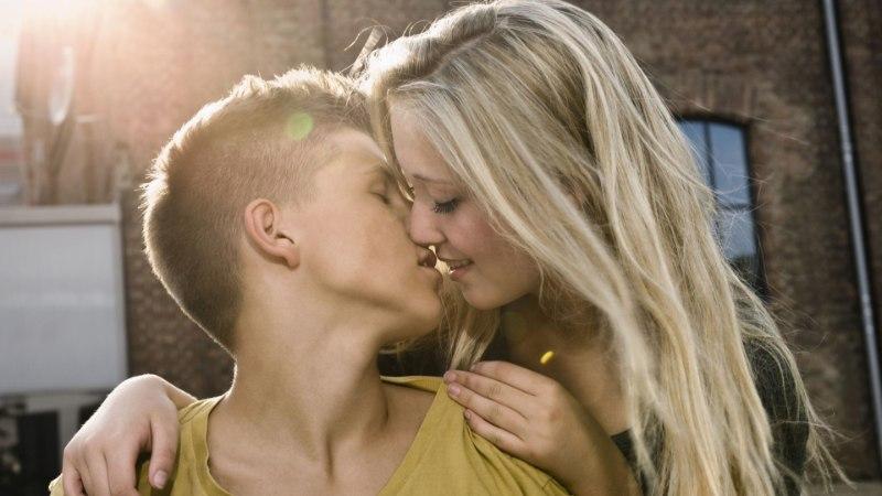 TÕDE VÕI VALE? Kas kaariese võib saada ka suudlusega?