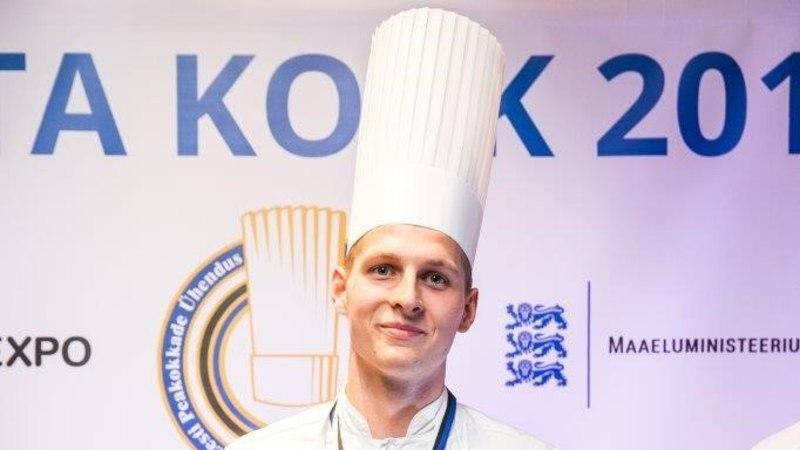 Meisterlikult valmistatud vutt tõi Vladislav Borovikile aasta koka tiitli