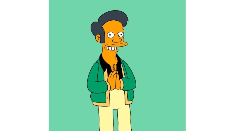 """Hüvasti: indialasest poepidaja Apu tegelaskuju kirjutatakse """"Simpsonitest"""" välja"""