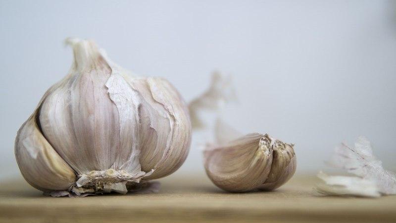 Küüslauk alandab vererõhku ja tugevdab immuunsust