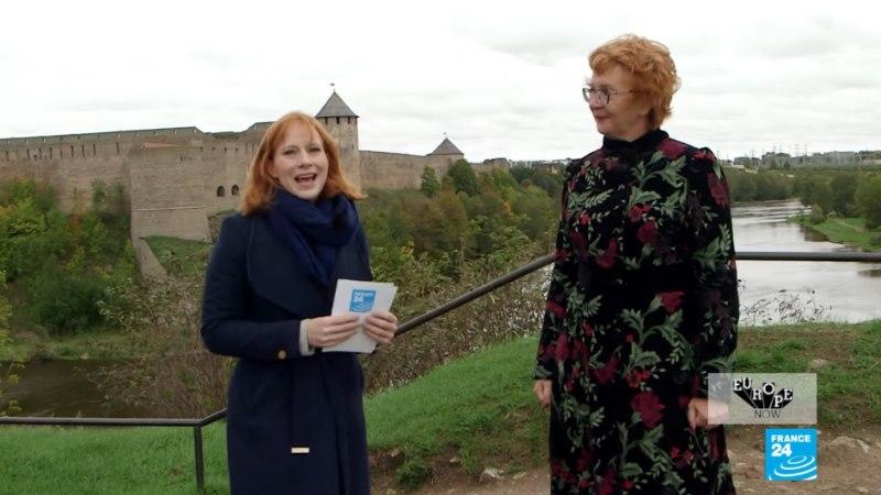 VIDEO | Yana Toom rahvusvahelisele uudistekanalile: probleem on selles, et eestlased ei taha venelastega integreeruda