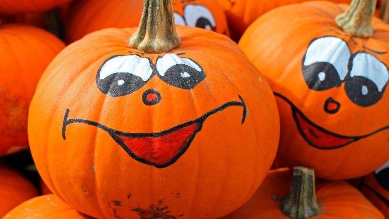 PALJU IDEID: kaunista halloweeniks kõrvitsaid!