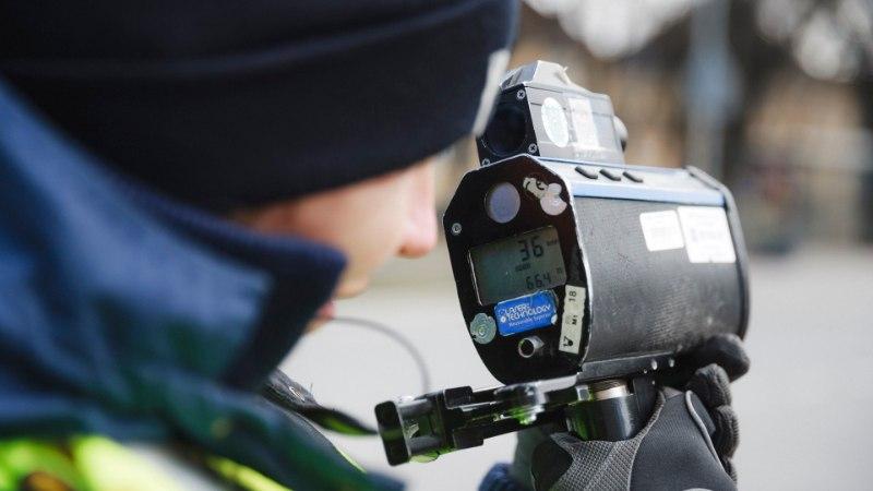 Politsei plaanib trahvitulude kasvuligi 17 miljonit eurot