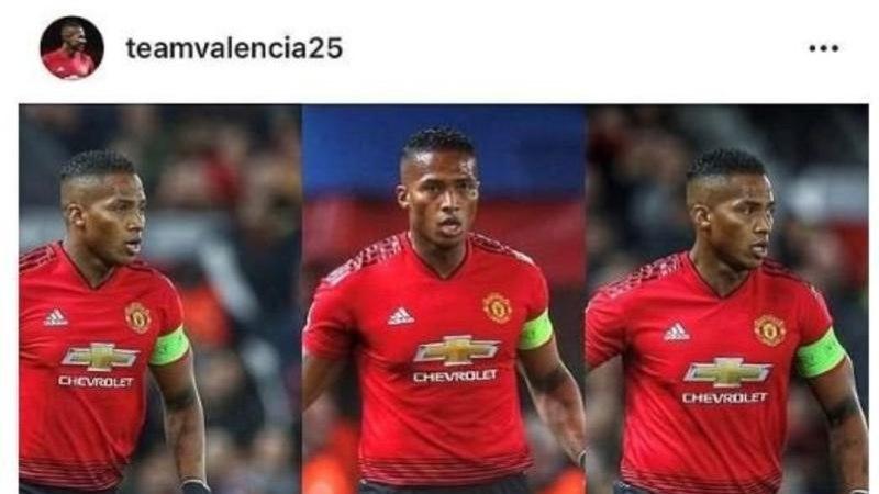 "Manchester Unitedi staarile meeldis Instagramis ""vale"" postitus ja ta pidi vabandama"