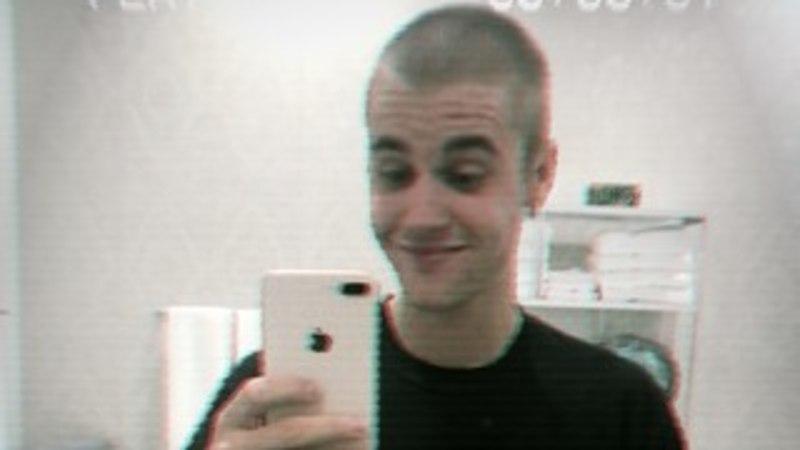 PLATS PUHTAKS: Justin Bieber ajas oma takused tuustid maha