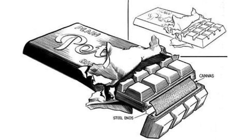 Natsid kavatsesid Churchilli mõrvata šokolaadipommiga