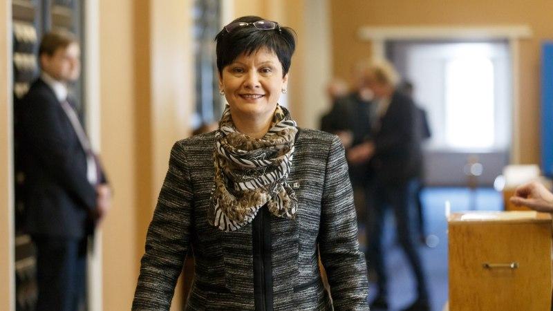 Minister Mailis Reps: Randjärv rääkis Eesti Kontserdi teemadel saja inimesega