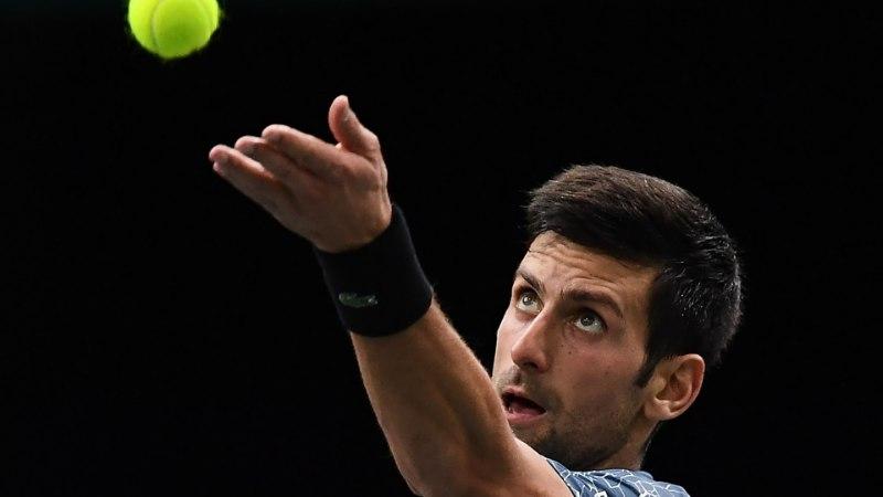Nadali vigastus andis Djokovicile võimaluse ajalugu teha