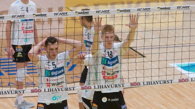 Visalt võidelnud Rakvere jäi Tartu vastu ikkagi tühjade pihkudega