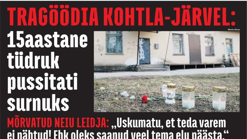 15-aastase Nastja mõrvas süüdistatav noormees astub kohtu ette
