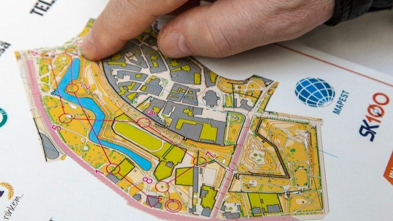 VIDEO | Kuidas lugeda orienteerumiskaarti?