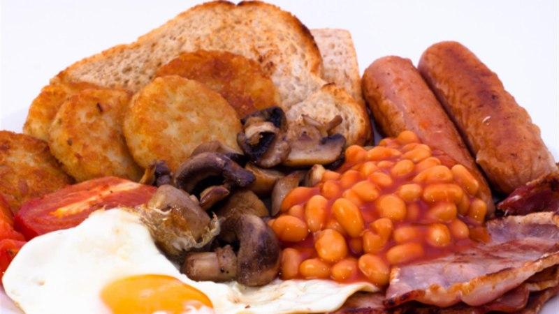 Ebatervislik hommikusöök pidurdab nelja päevaga aju töö