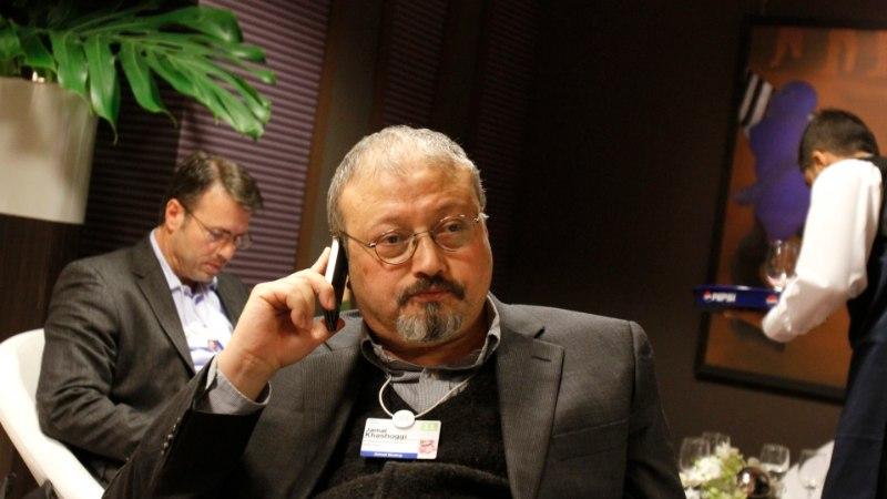 Istanbulis kadus oma kodumaa saatkonda külastanud Saudi ajakirjanik