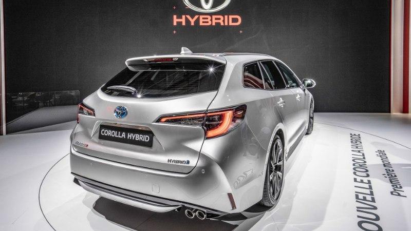 Otse Pariisist: Toyota tõmbas katte … peaaegu kõigilt ägedatelt autodelt