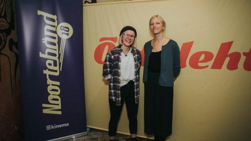 GALERII   Noortebänd 2018 esimene finalist on Duo Ruut