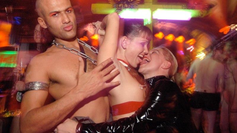 Kuulsas Berliini seksipidude klubis võib levida eluohtlik haigus