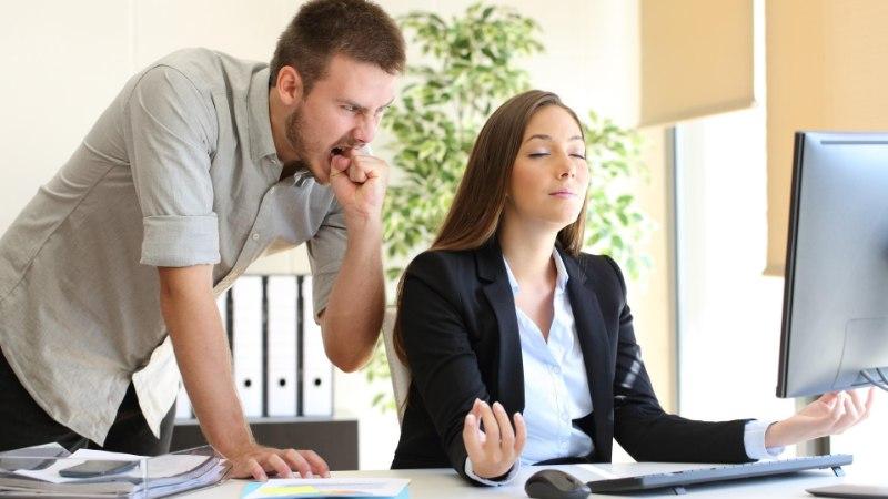 Mida teha, kui keegi ajab sind närvi? Vaata, kuidas toimib 30 sekundi reegel