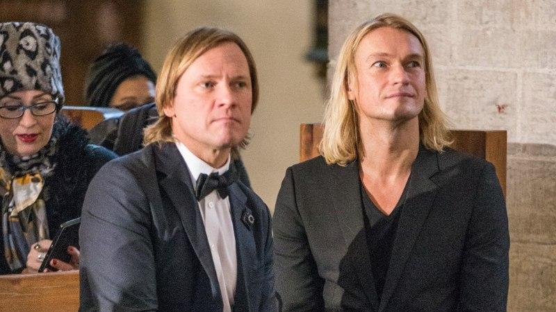Mart Haber ja Taivo Piller: armastusest meie sündivatel kaksikutel puudust ei tule