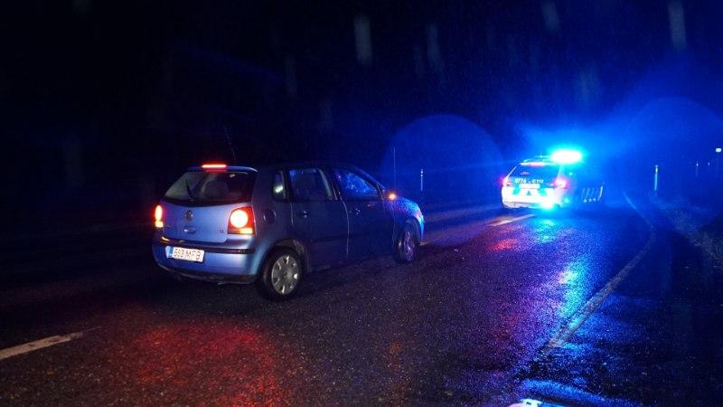 FOTOD SÜNDMUSKOHALT | Raplamaal hukkus sõidukilt löögi saanud naine